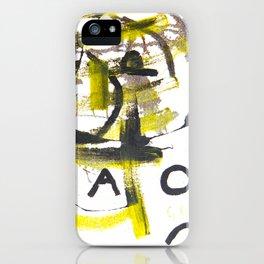 Marano Mystical Humour iPhone Case