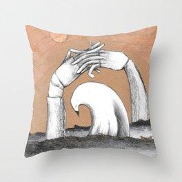 La Paloma Throw Pillow
