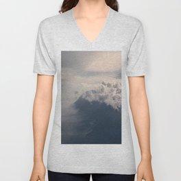 cloud Unisex V-Neck