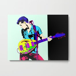 Rockstar I Metal Print