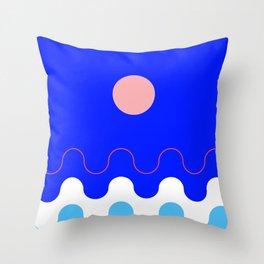 Grecia I Throw Pillow