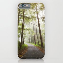 Great Smoky Mountains National Park - Road Trip Adventure II iPhone Case