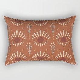 BOHEMIAN PATTERN VINTAGE Rectangular Pillow