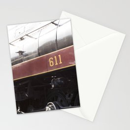 Strasburg Railroad Series 4 Stationery Cards