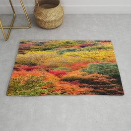 Autumn Forest Rug
