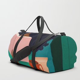Stay Home No. 5 Duffle Bag
