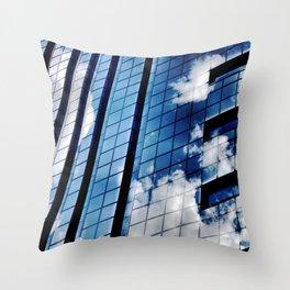Cloud Vanity Throw Pillow