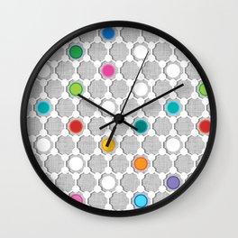 Graphene Urban Wall Clock