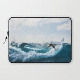 Catch A Wave 2 Laptop Sleeve