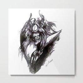 Onigirazu Metal Print