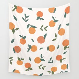 Clementines  Wall Tapestry