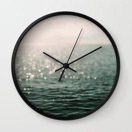 A Morning In June Wall Clock
