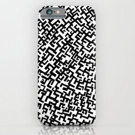 Not a Maze iPhone Case
