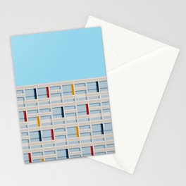 S04-1 - Facade Le Corbusier Stationery Cards