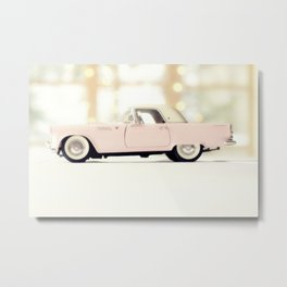 Toy car Metal Print