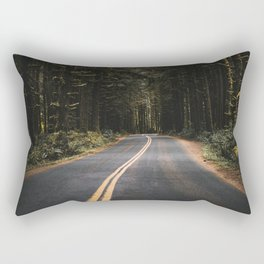 Washington road Rectangular Pillow
