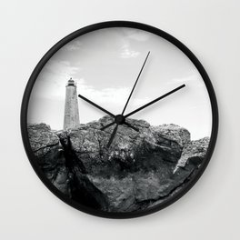 Lighthouse Point Park, New Haven, CT. 2020 Wall Clock