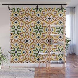 Obsession nature mosaics Wall Mural