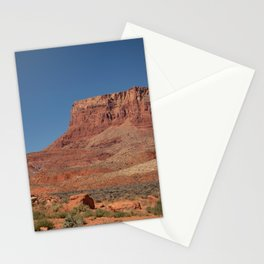 Colorful Mesas 3 - Desert Southwest Stationery Cards
