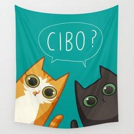 CIBO? Wall Tapestry