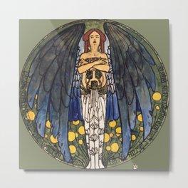 """Koloman (Kolo) Moser """"The art"""" Metal Print"""