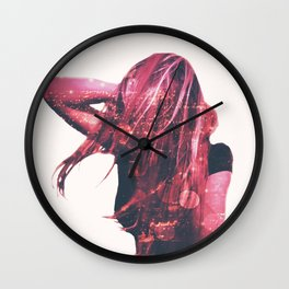 The Wombats - Glitterbug Wall Clock