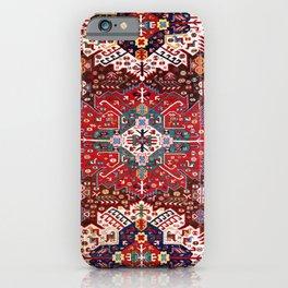 Zeywa Kuba East Caucasus Rug Print iPhone Case