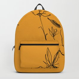 Remember The Small Joys Of Spring Backpack