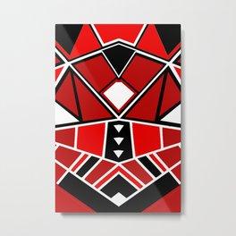 Geometric #704 Metal Print