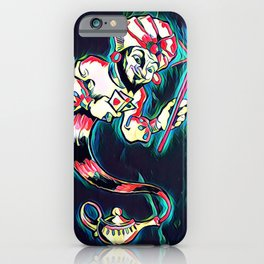 Owen Magic iPhone Case