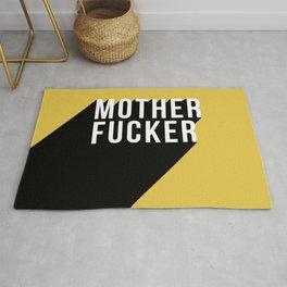 MOTHER FUCKER | Digital Art Rug