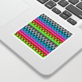 Stable Colour Sticker