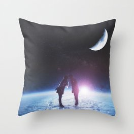 One for the Lovers... Throw Pillow