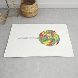 Lollipop Kitchen Decor Picture Rug