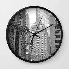 Park Plaza Wall Clock