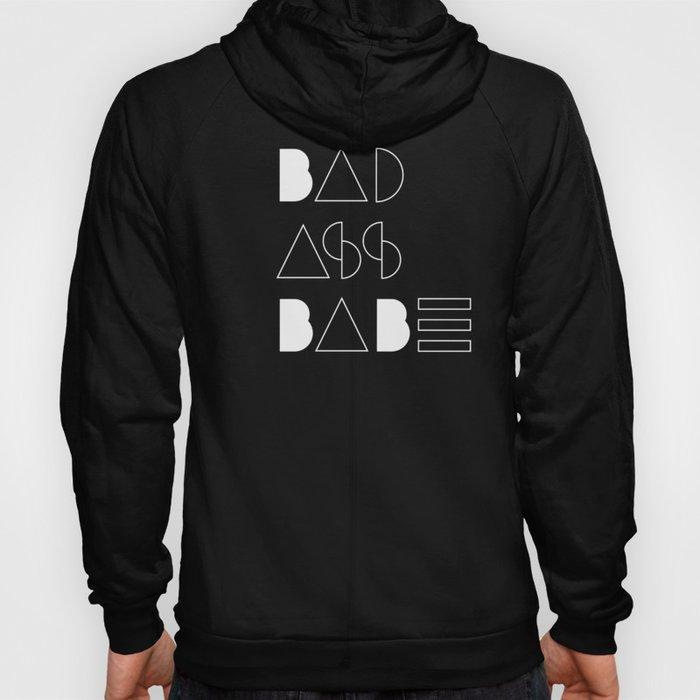 Bad Ass Babe Hoody