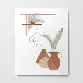Jars of Clay 3 Metal Print