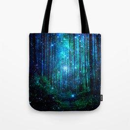 magical path Tote Bag