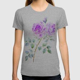 Rose Watercolor T-shirt