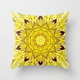 Manipura - The Chakra Collection Throw Pillow