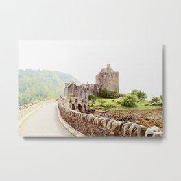 Way to Skye Metal Print