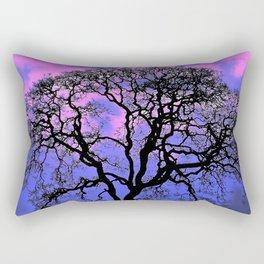 Altered Oak Rectangular Pillow