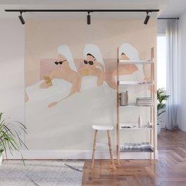 Good Friendly Morning Wall Mural