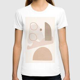 Abstract Shapes No.25 T-shirt