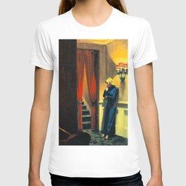 NEW YORK MOVIE - EDWARD HOPPER T-shirt