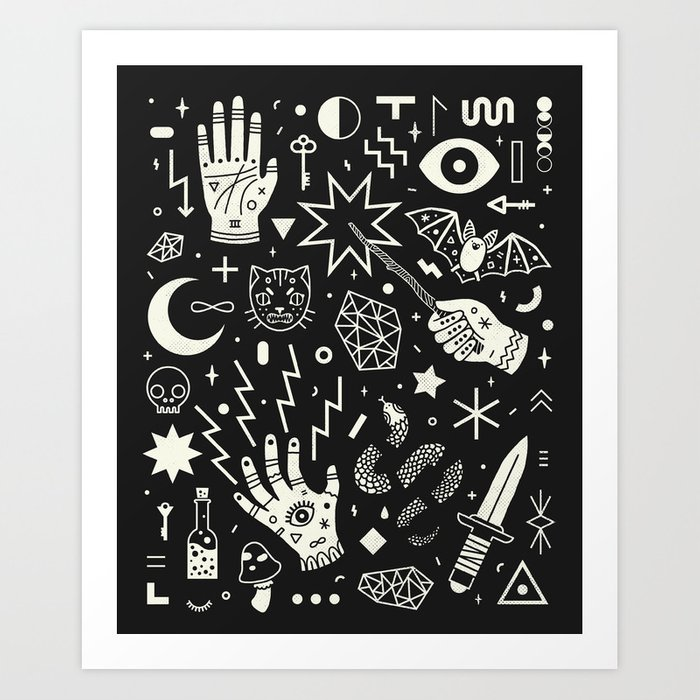 Witchcraft Kunstdrucke