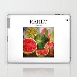 Kahlo - Viva la Vida Laptop & iPad Skin