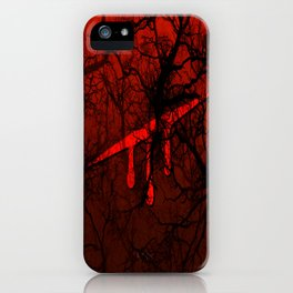 Hero of Blood iPhone Case