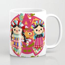 Mexican Dolls Coffee Mug