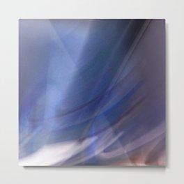 Motion Blur Series: Number Five Metal Print